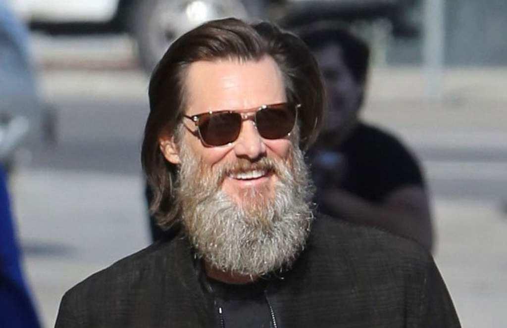 At 55 Jim Carrey Takes An Unexpected Turn
