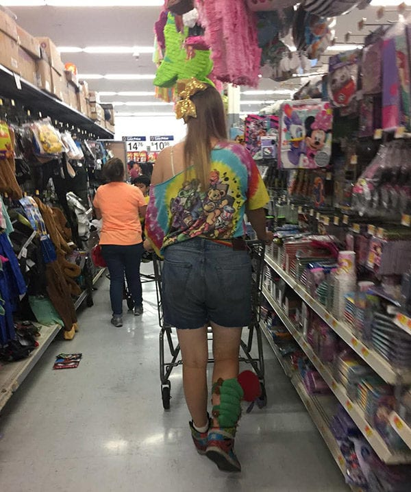 33ea8b2f3d Hilarious Photos That Real Walmart Shoppers Caught On Camera