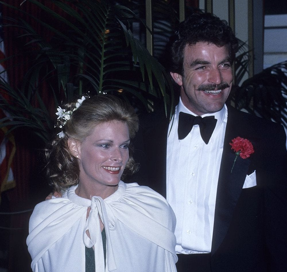 Tom selleck makes a surprising family announcement for Tom selleck jacqueline ray wedding