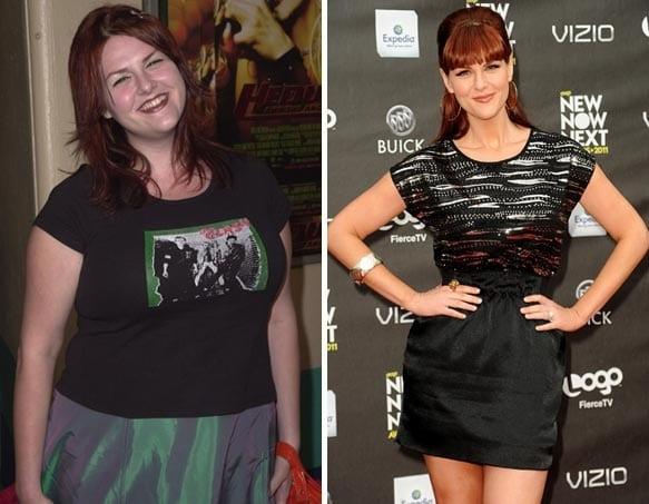 Inspiring Celebrity Weight Loss Stories