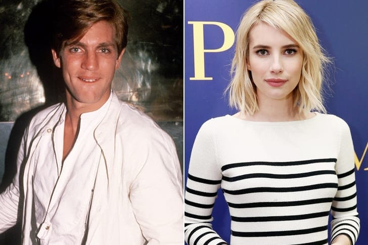 Celebrities And Their Children At The Same Age