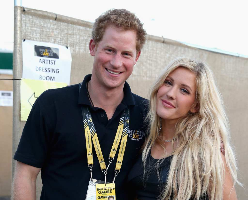 Are prince harry and chelsy davy dating