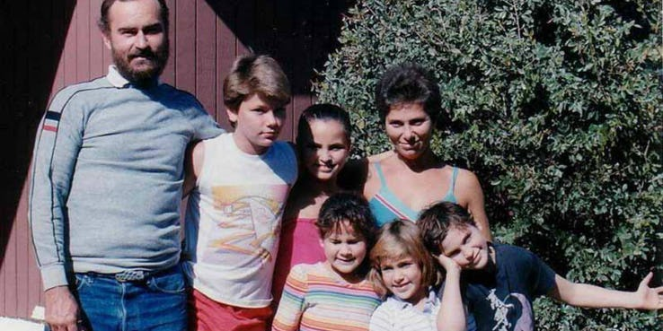 river phoenix siblings pictures