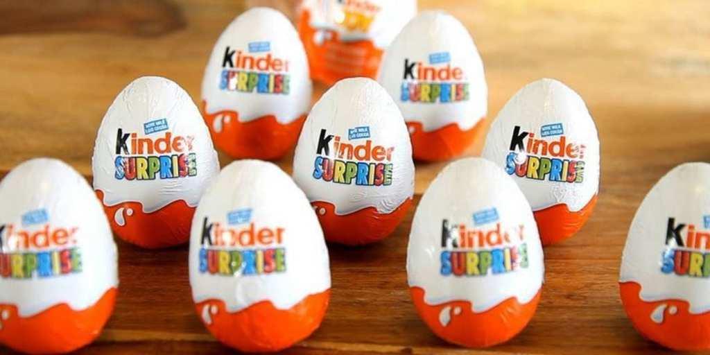 kinder- egg
