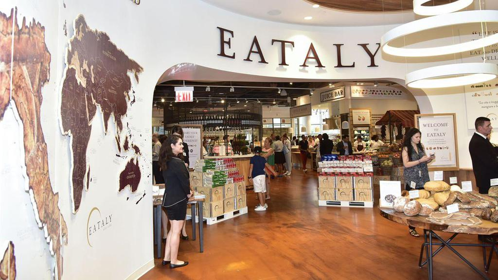 eataly- food hall