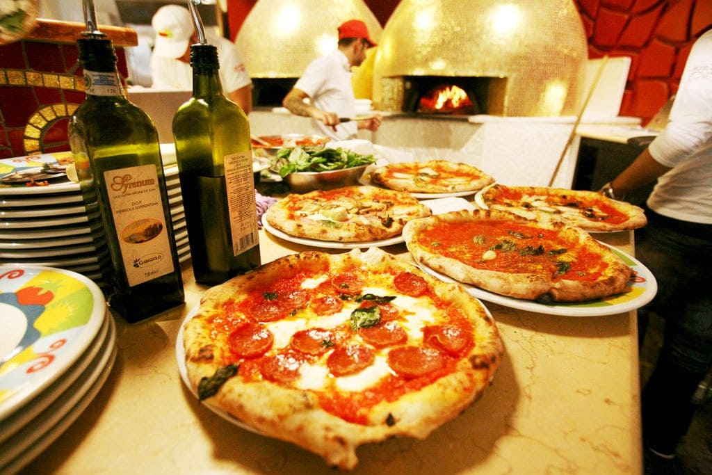 eataly- pizza