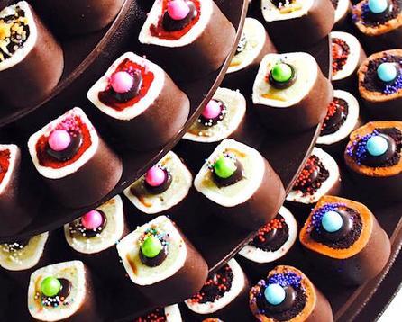 cupcake sushi- 1