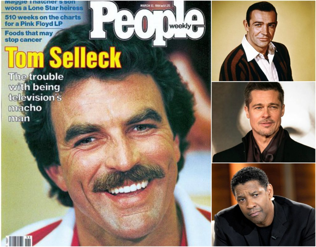 Tom selleck political affiliation
