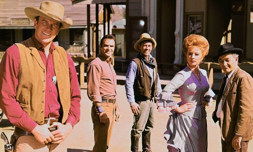 Did You Know These Facts About Gunsmoke?