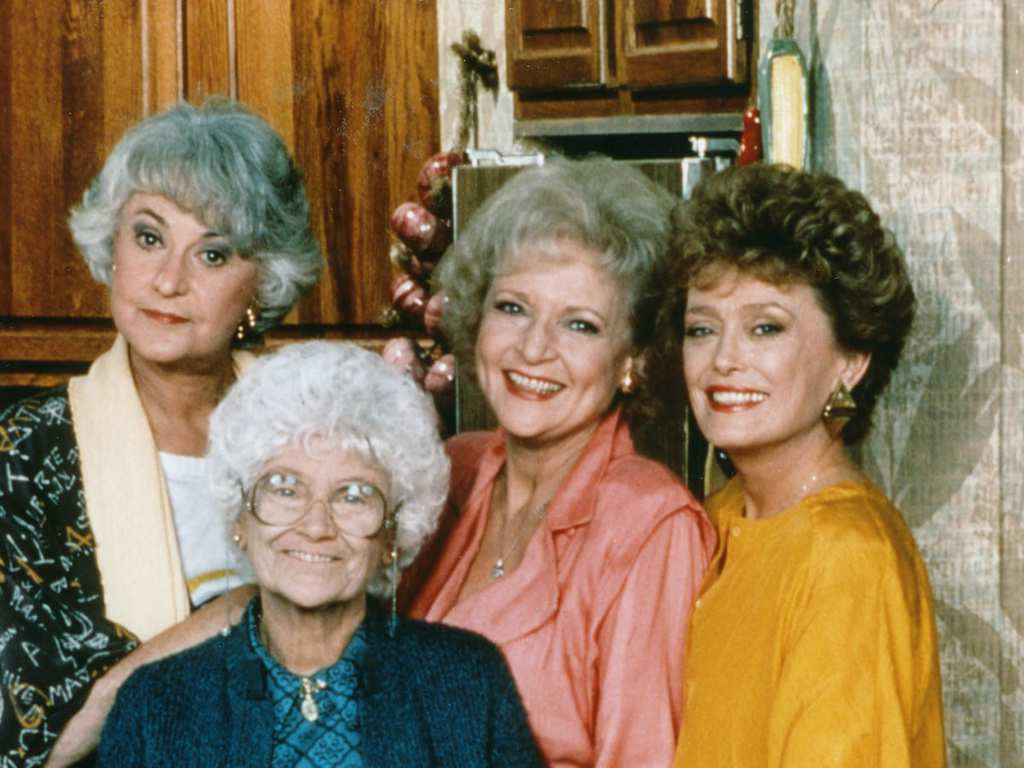 47064eef Betty and Bea Hated Each Other. Although they were best friends on screen, Betty  White ...