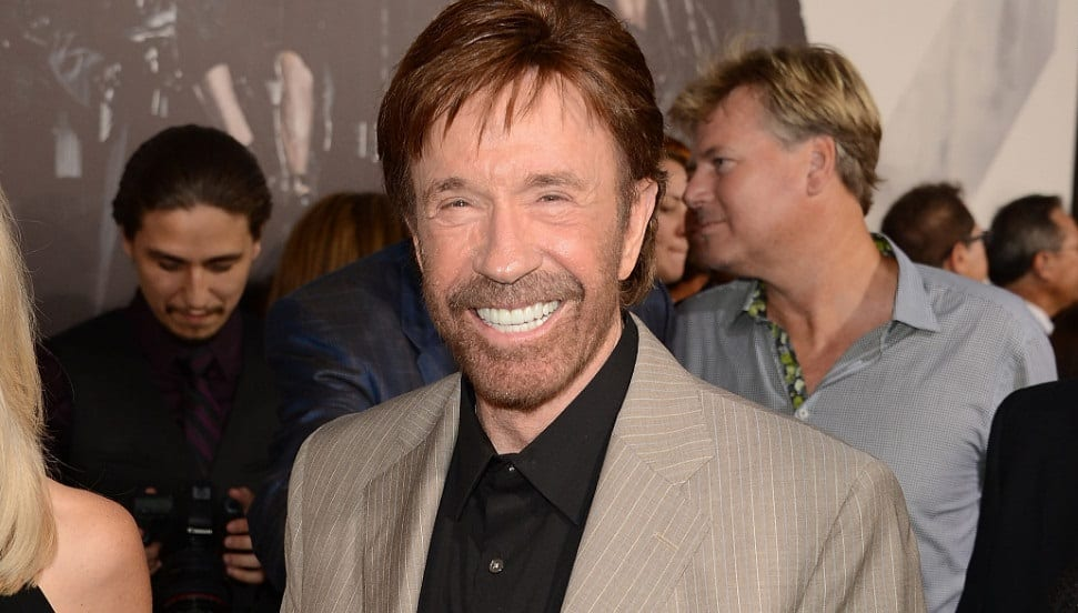 The Secrets Of Chuck Norris And What He's Doing Now