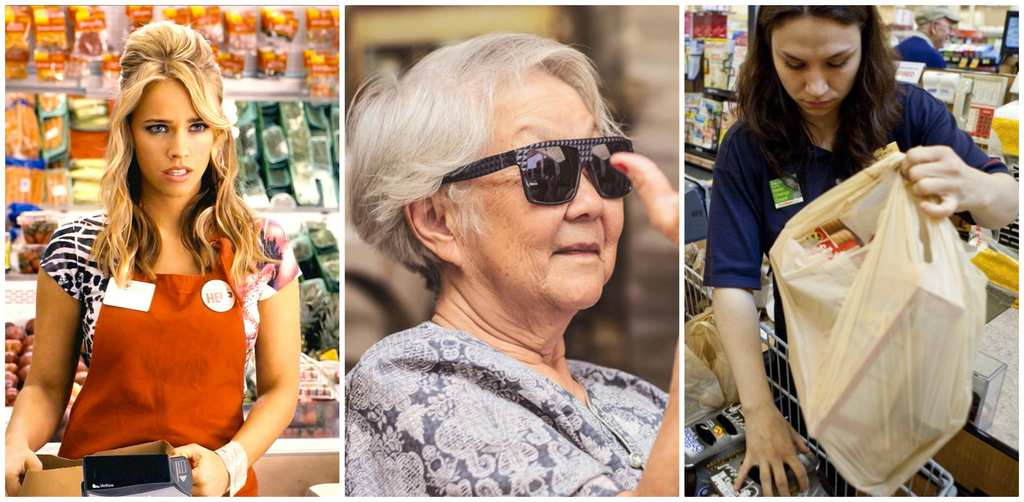 Cashier Shamed Elderly Woman At Store, But She Didn't Expect What Happened Next