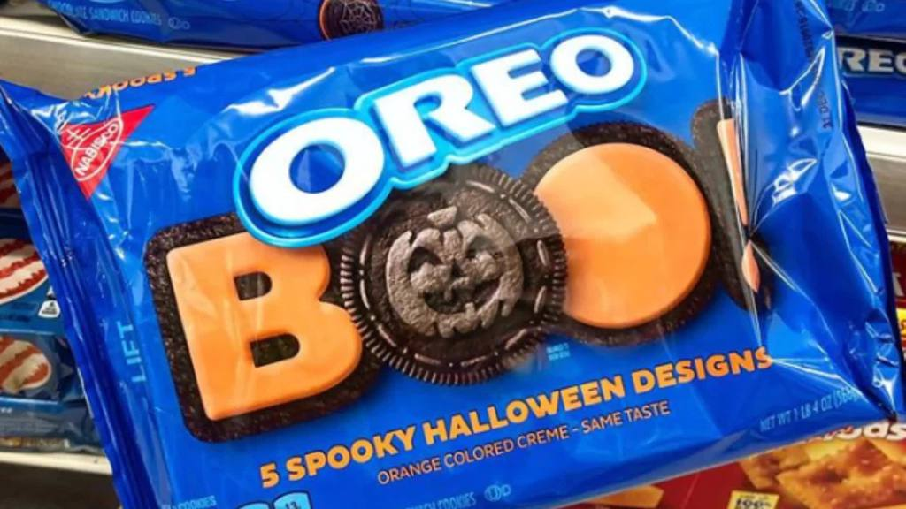 Halloween And Christmas.Oreo Are Already Thinking About Their Halloween And