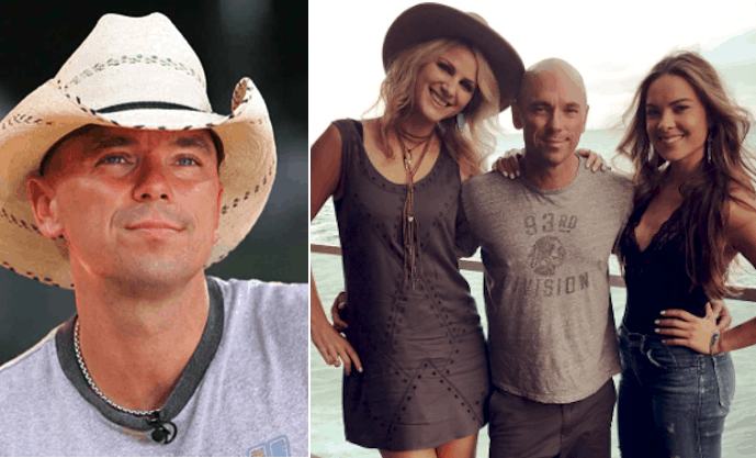 Kenny Chesney Finally Gets Candid About His Love Life