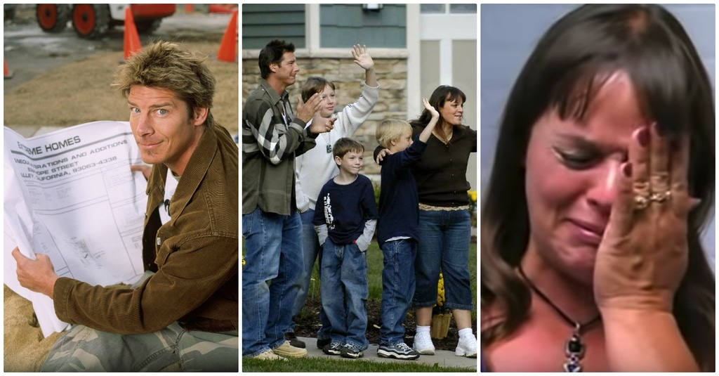 TV Show Gave This Widow A Free House Renovation But Now