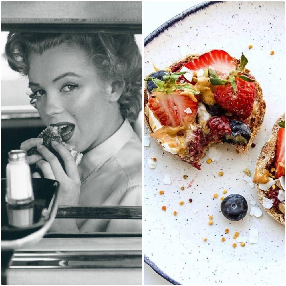 The Bizarre Eating Habits of Marilyn Monroe