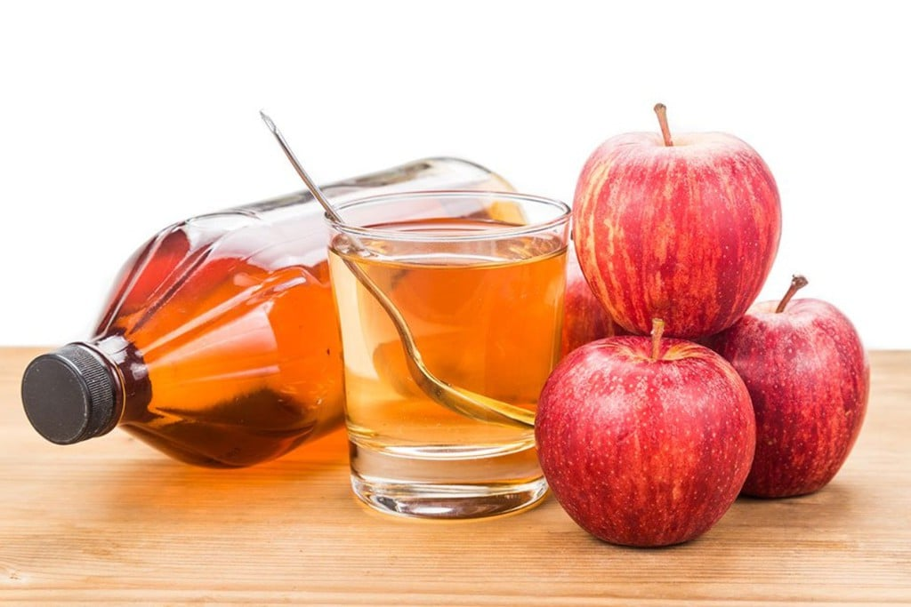 Energy Drink With Apple Cider and Vinegar