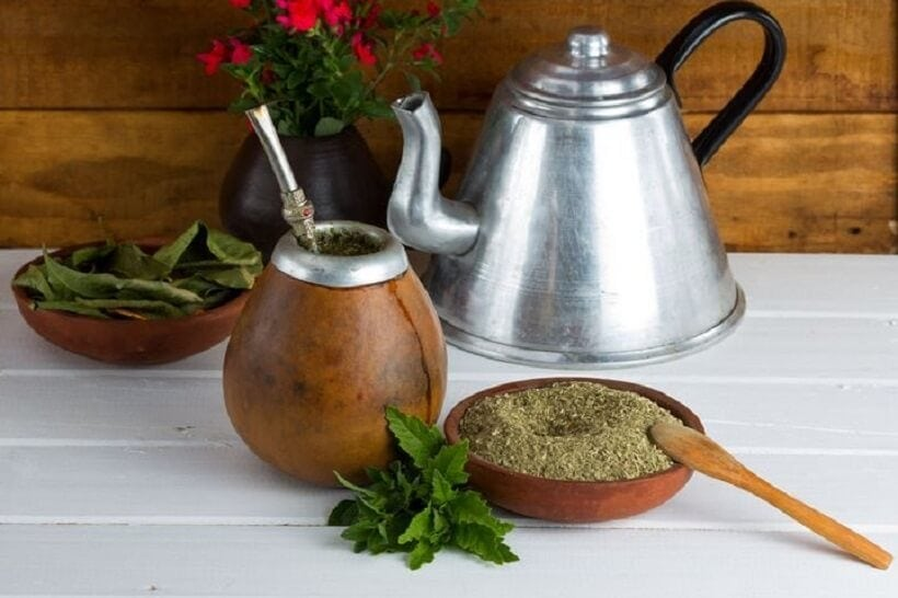 Energy Booster With Yerba Mate