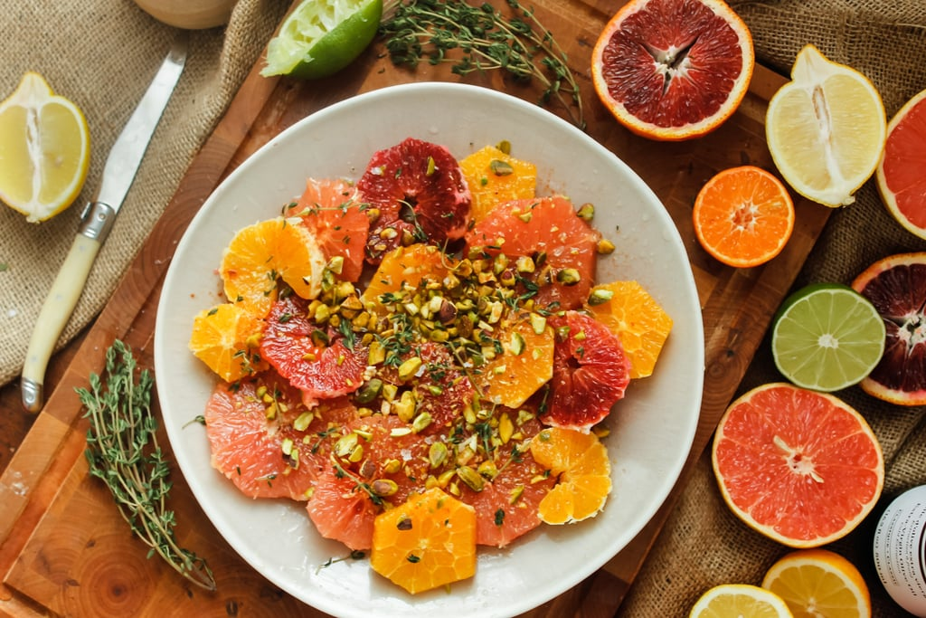 Wintery Citrus Salad
