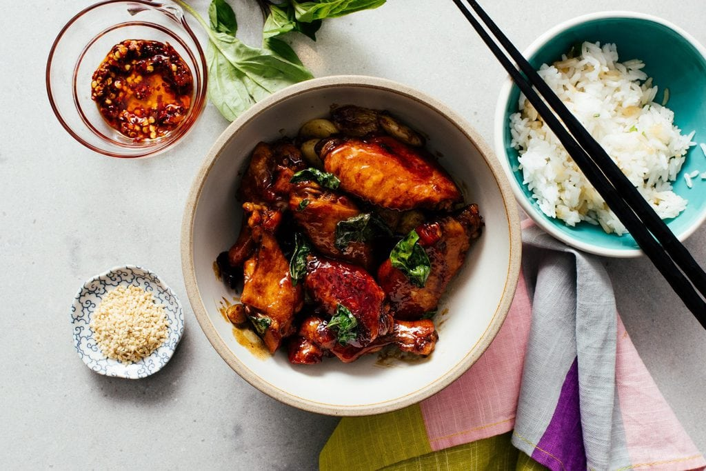 Three Cup Chicken Recipe From Taiwan