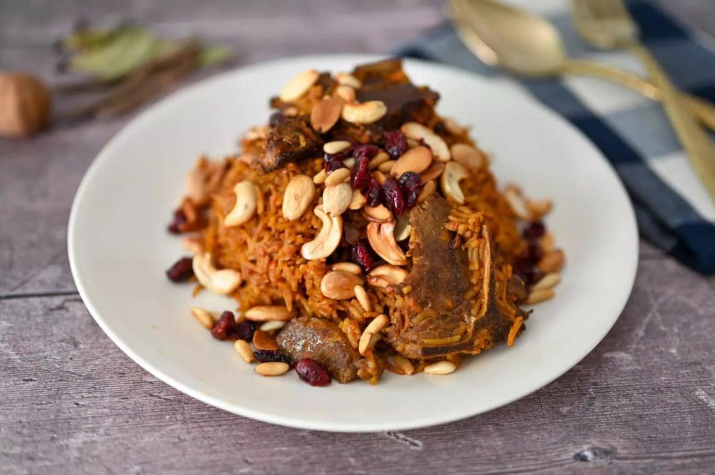 Saudi Arabia's National Dish Al Kabsa
