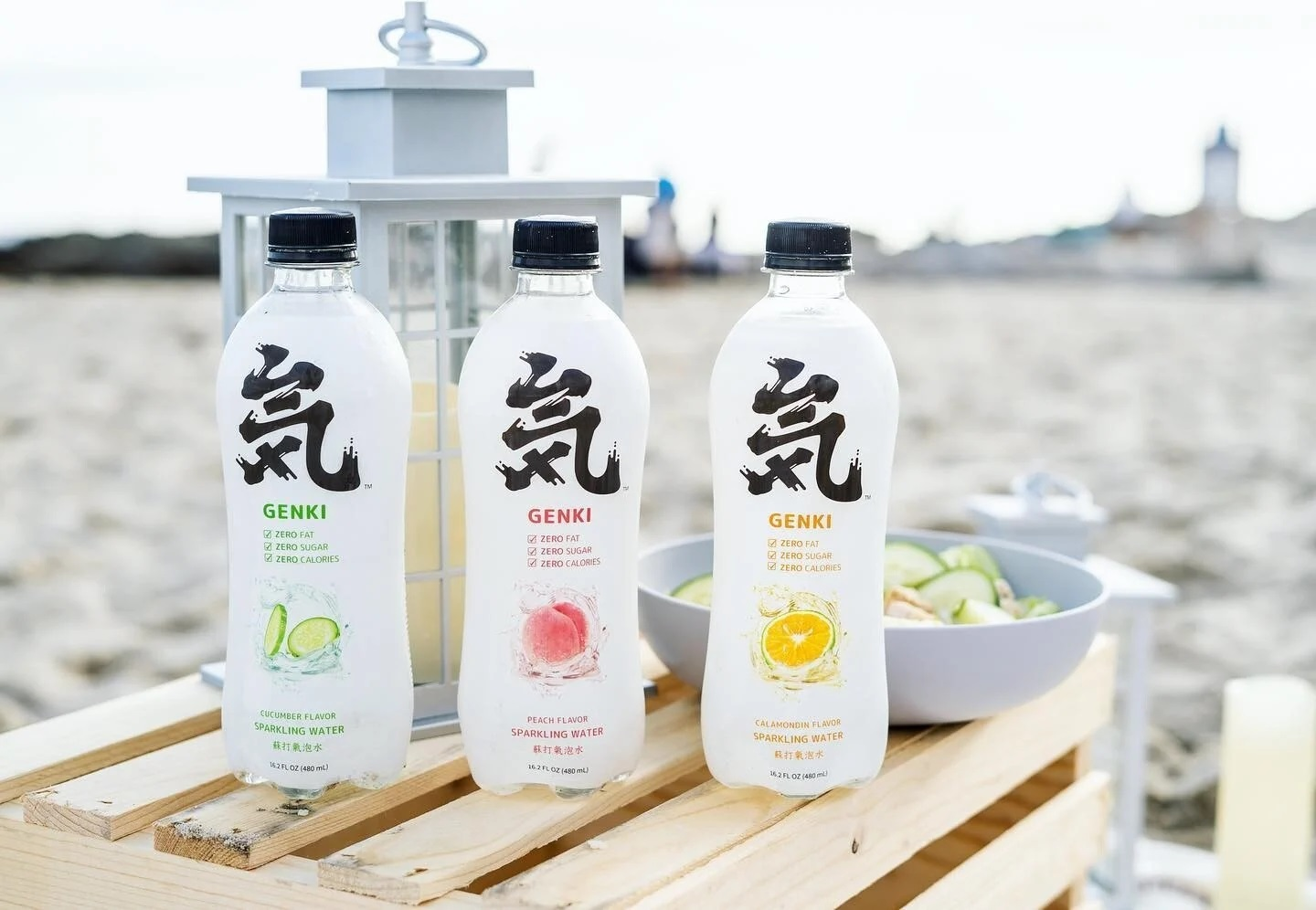 The Chinese Health Tech Beverage Startup Genki Forest Is Growing Fast