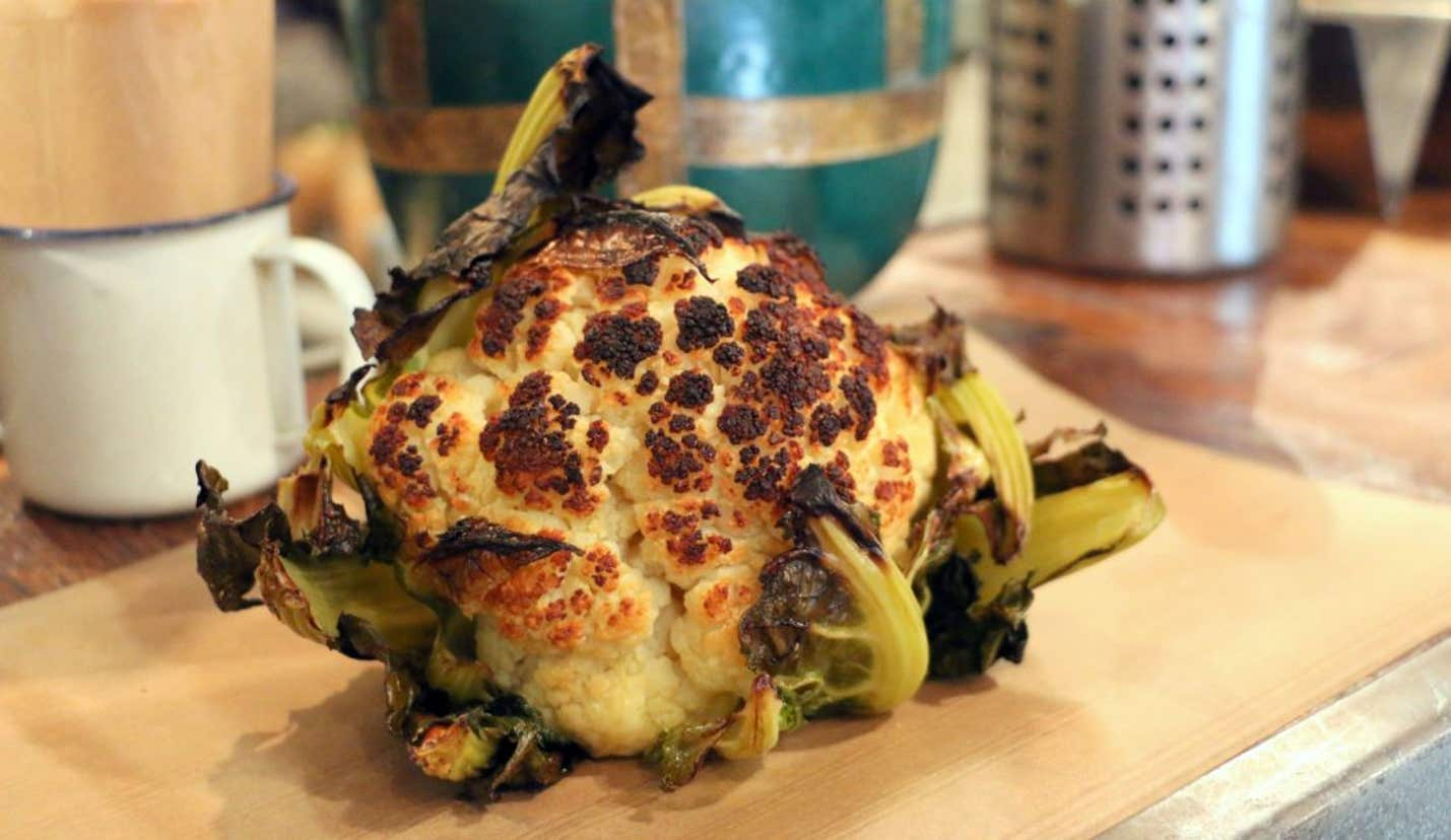 One Israeli Chef's Cauliflower Recipe Is Taking the World By Storm