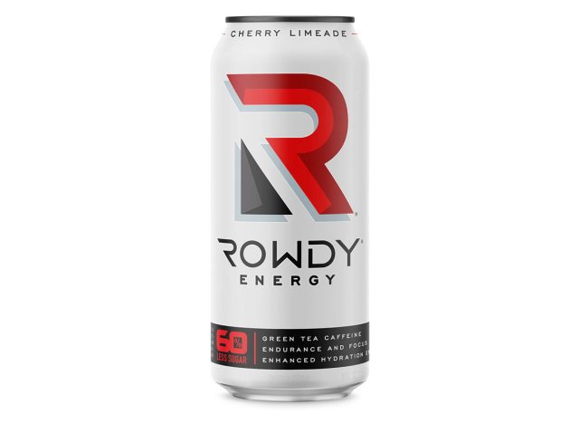 Rowdy Energy Drinks